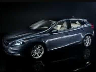El nuevo Volvo V40 en vídeo