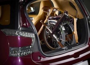 Aston Martin Q series bicileta Ginebra 2012