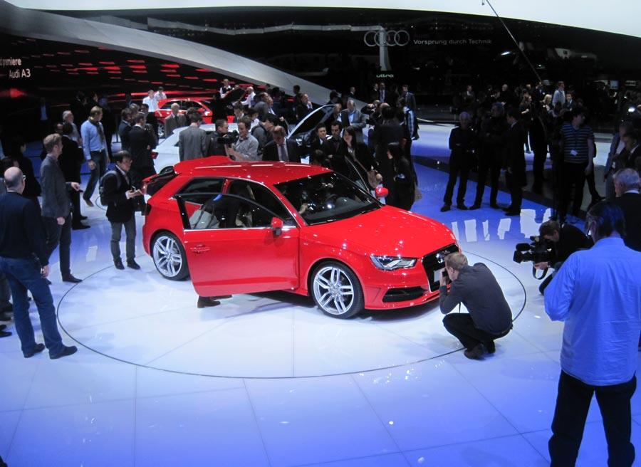 A pesar de su línea continuista, el Audi A3 ha sido renovado a conciencia.