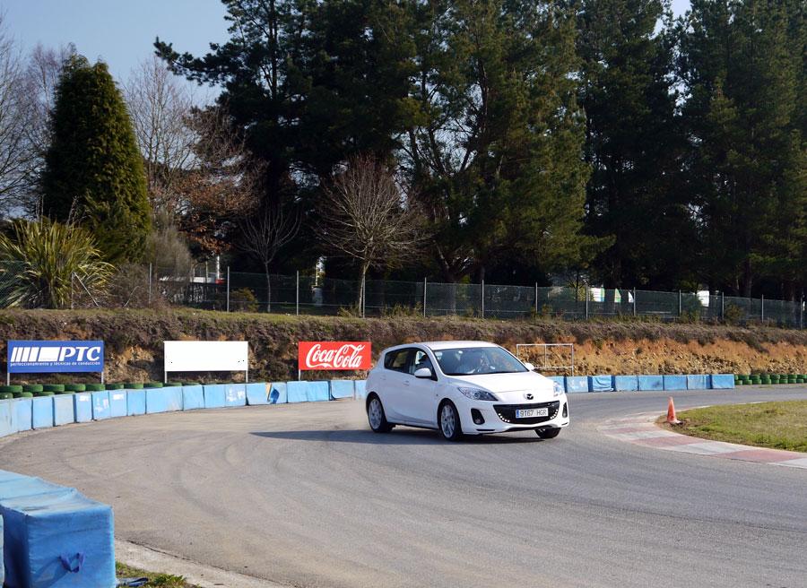 Mazda 3 2.0 DISI A Pastoriza, Rubén Fidalgo