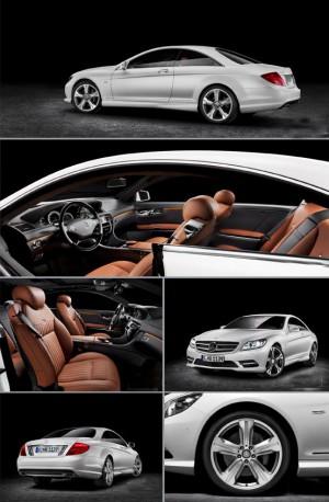 Novedades Mercedes Ginebra 2012 CL Grand Edition