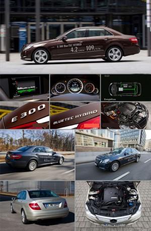 Novedades Mercedes Ginebra 2012 Efficiency