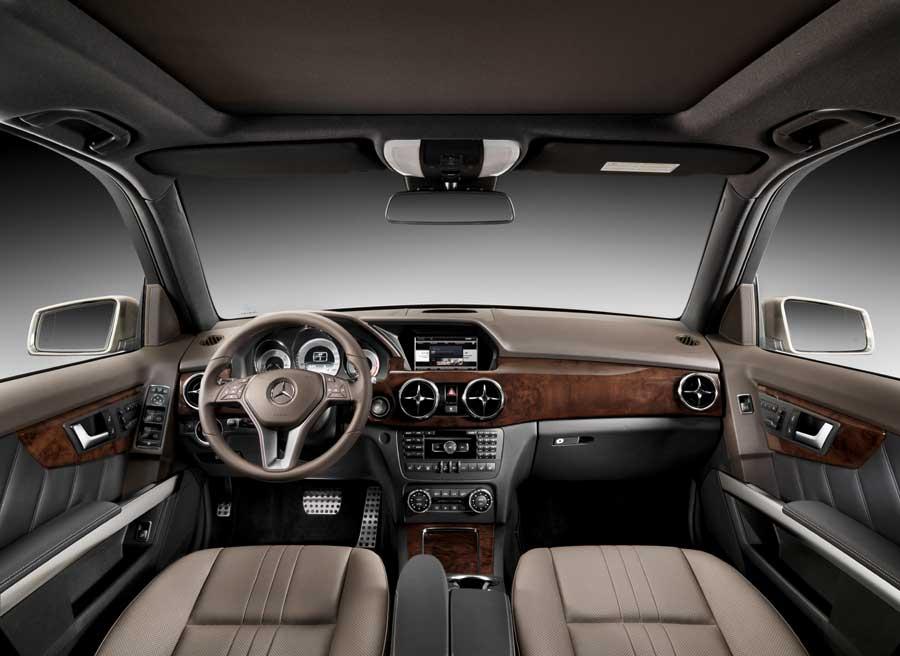 Nuevo Mercedes GLK 2012 b