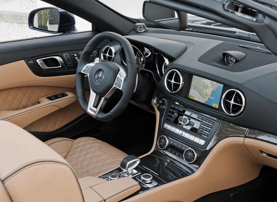 Nuevo Mercedes SL 65 AMG 1