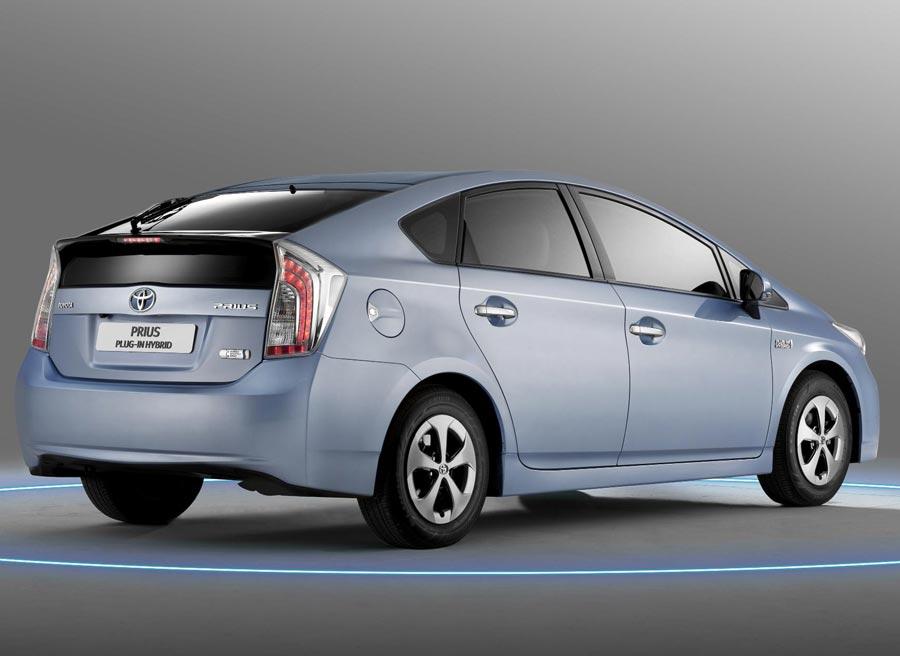 La autonomía total del Prius híbrido enchufable supera los 1.200 kilómetros.