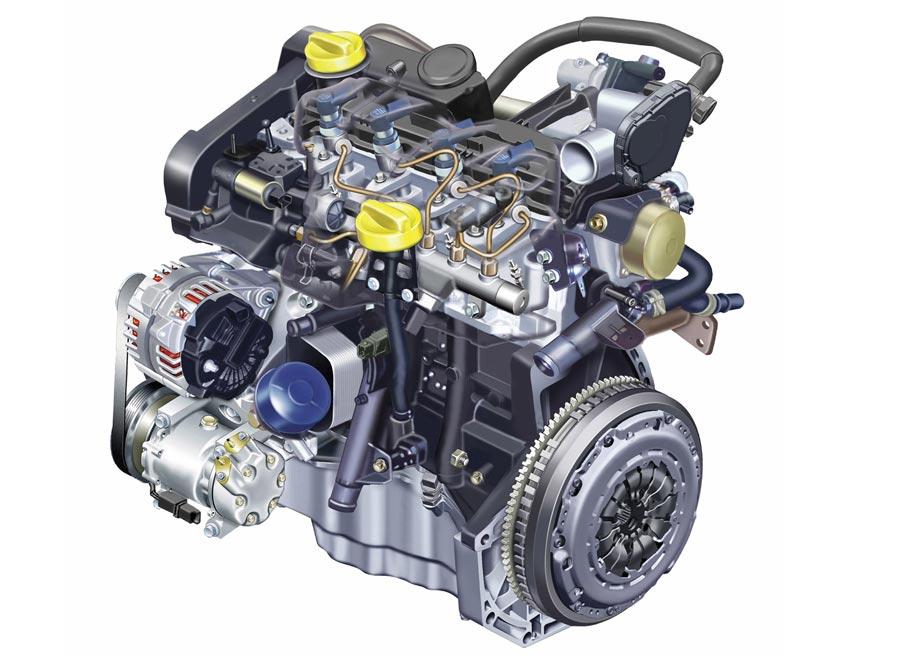Renault amplía la familia de motores Energy en el Salón de Ginebra.