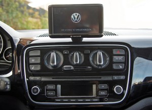 Volkswagen up! black up!, Maps&More
