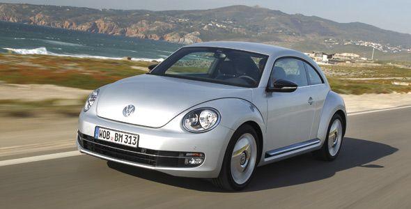 Volkswagen Beetle: ampliación de la gama