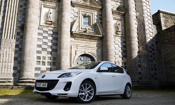 Mazda 3 2.0 L DISI 151 CV: al volante