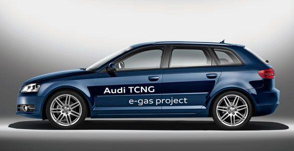 Audi apuesta por el metano y el hidrógeno