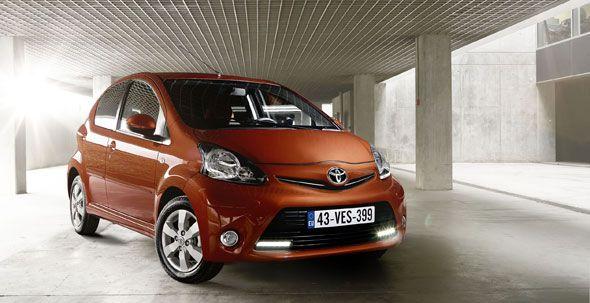 El nuevo Toyota Aygo, ya disponible