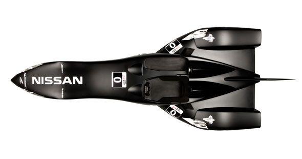 Nissan participará en Le Mans con el DeltaWing