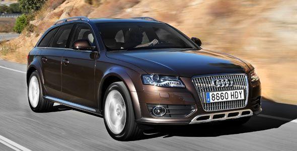 Los Audi A4 y A5 incorporan el paquete Exclusive Edition