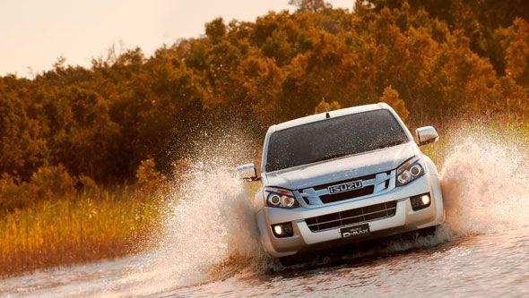 Isuzu lanzará en junio la nueva generación del pick-up D-MAX