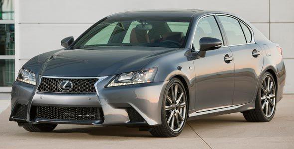 Lexus GS 450h: nuevo sistema de climatización… y spa