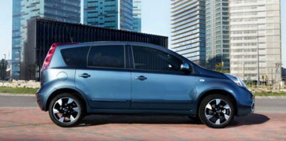 El Nissan Note se renueva en abril
