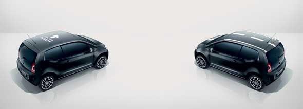 VW Beetle y Up! estrenan nuevos vinilos