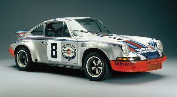 """El Porsche 911 """"Cola de Pato"""" cumple 40 años"""