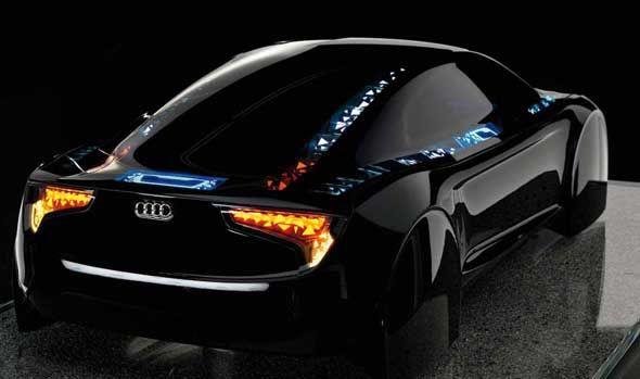El futuro, según Audi