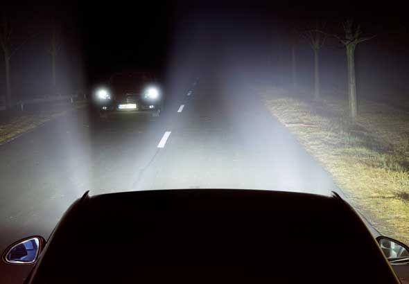 Opel LED Matrix, los faros más eficaces de la historia