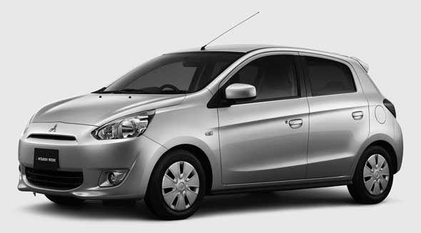 Nuevo Mitsubishi Mirage: el compacto global, ya a la venta en Tailandia