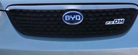 Daimler y el grupo chino BYD desvelarán su nueva marca de vehículos eléctricos