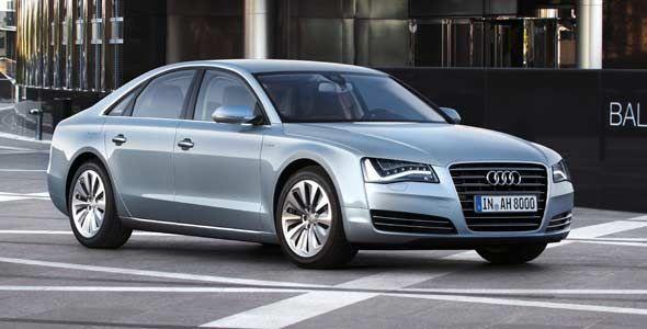 Audi A8 híbrido: ya tenemos los precios