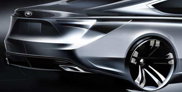 Toyota presenta una nueva berlina en Nueva York