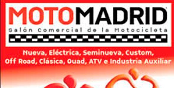 Llega el Salón Comercial de la Motocicleta a Madrid