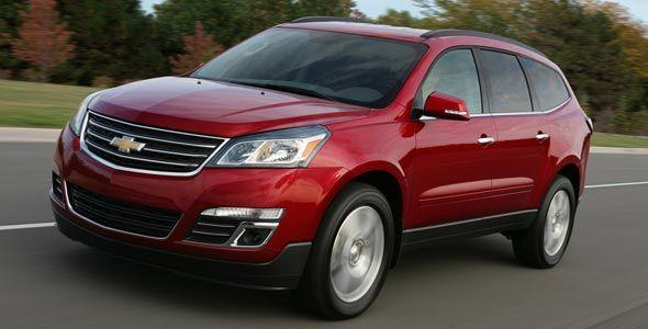 Chevrolet Traverse 2013: llega en Nueva York