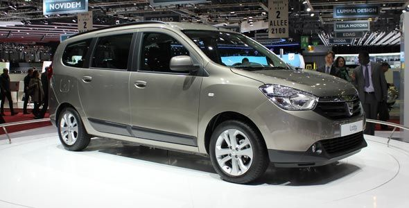 Llega el nuevo Dacia Lodgy