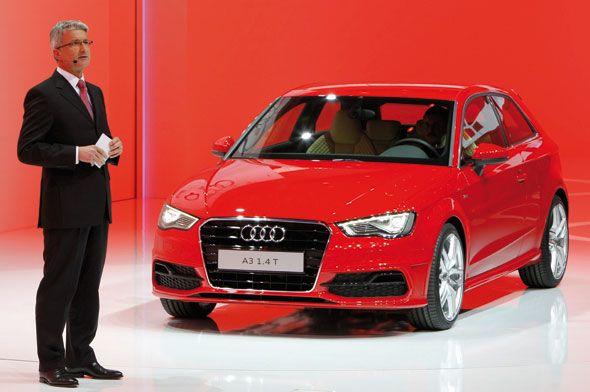 El nuevo Audi A3 llega en septiembre
