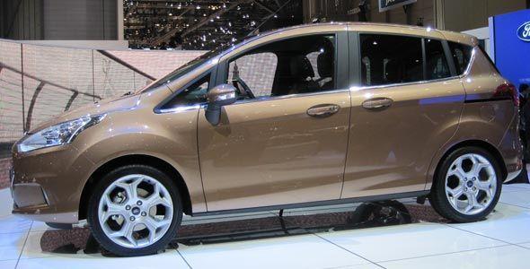 Nuevo Ford B-Max: desde 14.950 euros