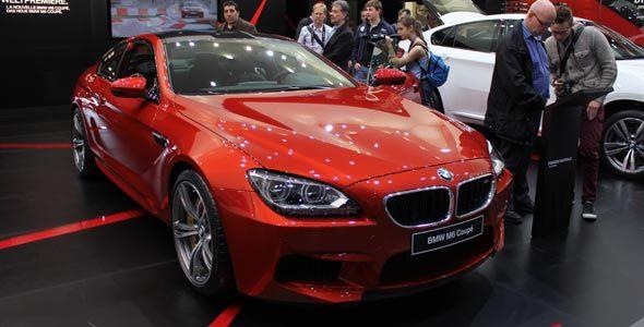 BMW M6 Coupé y Cabrio: con 560 CV