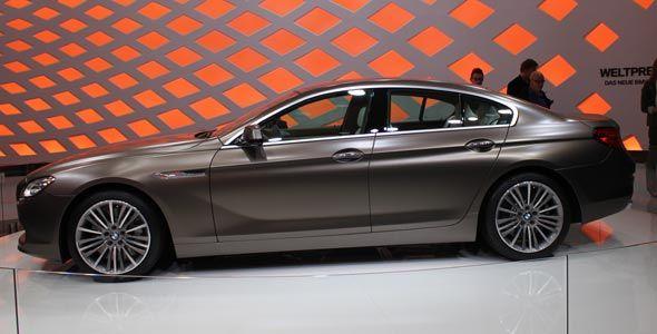BMW en el Salón del Automóvil de Ginebra