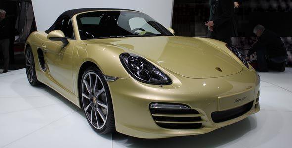 Porsche: la nueva generación del Boxster, en Ginebra