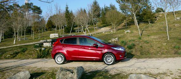 Ford Fiesta Titanium 1.6 TDCi 95 CV, prueba exhaustiva