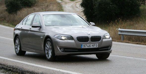 BMW Serie 5 520d 4p: lo amas o… lo amas