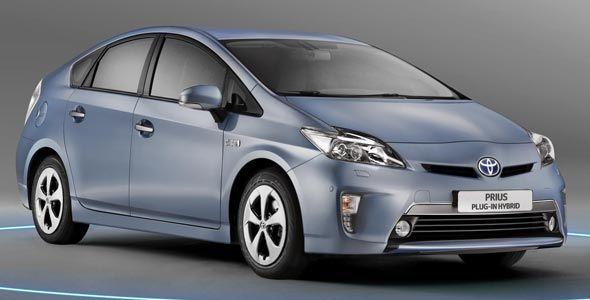 Toyota Prius enchufable: en verano llega a España