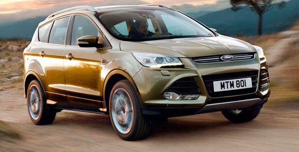 Ford desvela sus novedades en el Salón de Ginebra