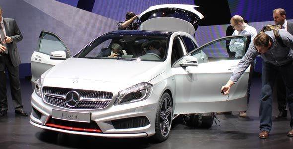 Nuevo Mercedes Clase A, estreno mundial en Ginebra