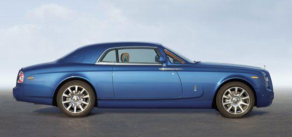 Rolls Royce Phantom II, se destapa en Ginebra