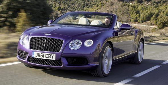 Bentley Continental GTC V8: presentado en Ginebra