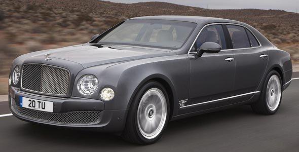 Bentley Mulsanne Mulliner: más deportivo