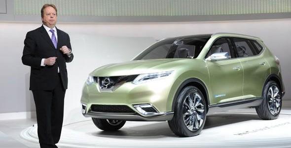 Nissan Hi-Cross, novedad más destacada en Ginebra