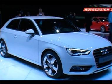 """Nuevo Audi A3: el """"hermano"""" del VW Golf"""
