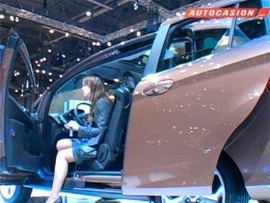 Ford B-Max: monovolumen compacto