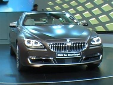 BMW Serie 6 Gran Coupe: de estreno en Ginebra