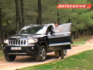Jeep Grand Cherokee V6 CRD: vídeo prueba