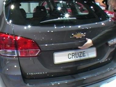Chevrolet Cruze SW: compacto con maletero familiar